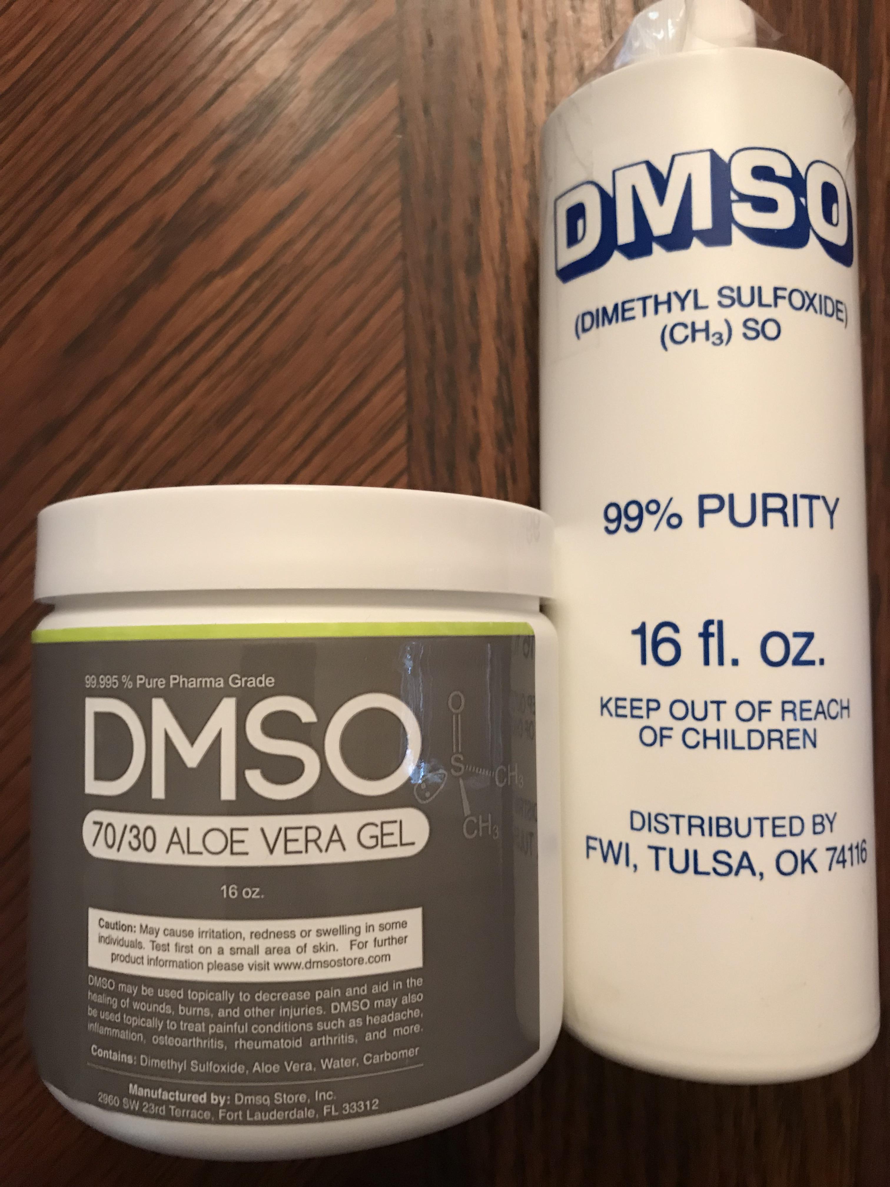 DMSO For Cancer & More! – Wellness Jim